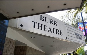 Burr Theatre. Photo: Photocat62 via Flickr