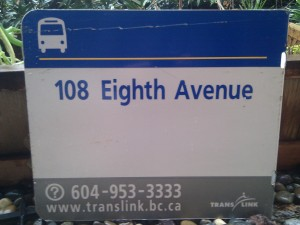 This isn't the first time creeping service cuts have led to the extinction of a New Westminster bus route, does anyone remember the 108 Eighth Ave which slowly was cut into oblivion?