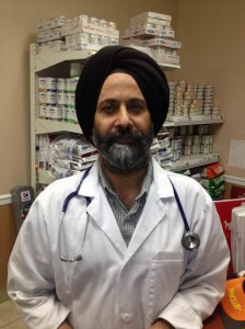 Dr Brar. Photo: Columbia Square Animal Hospital