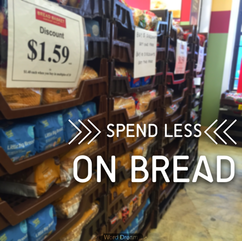 McGavin's Bread Basket offers steep discounts on Dempster's bread that is close to the sell-by date.