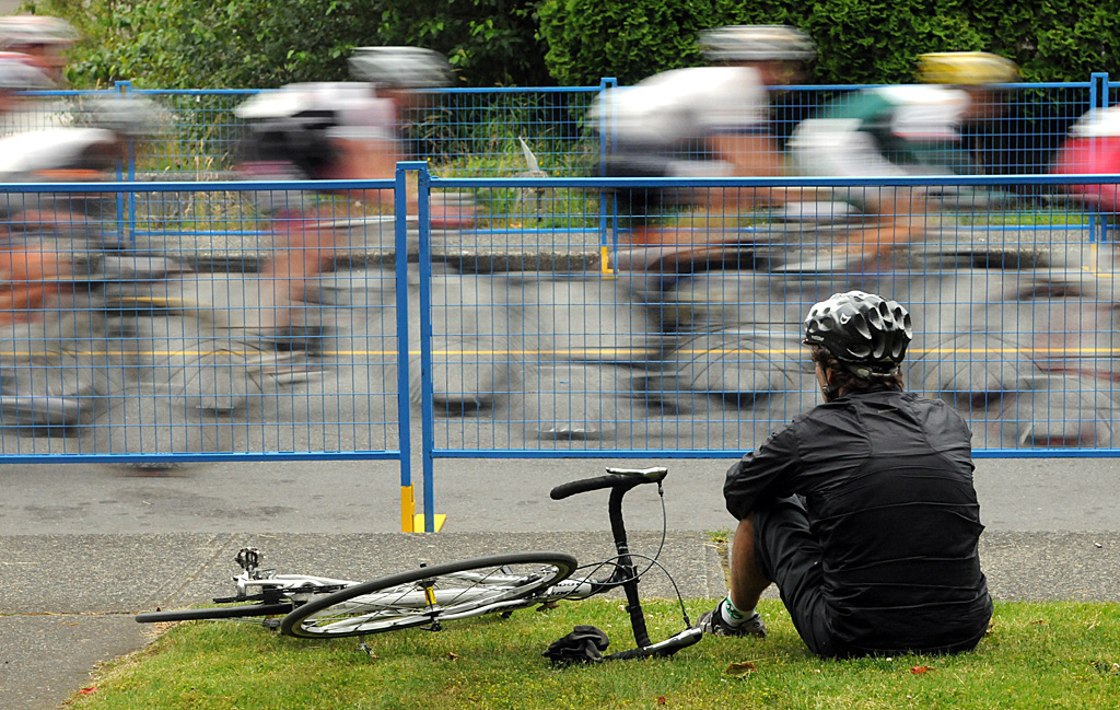 High speed bike racing is coming to Uptown New Westminster