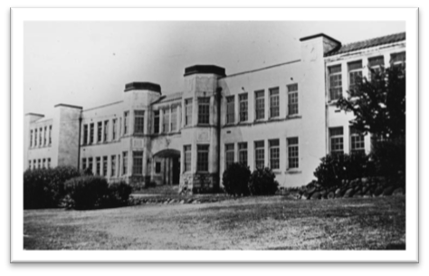 Richard McBride School circa 1940 NWPL 2346