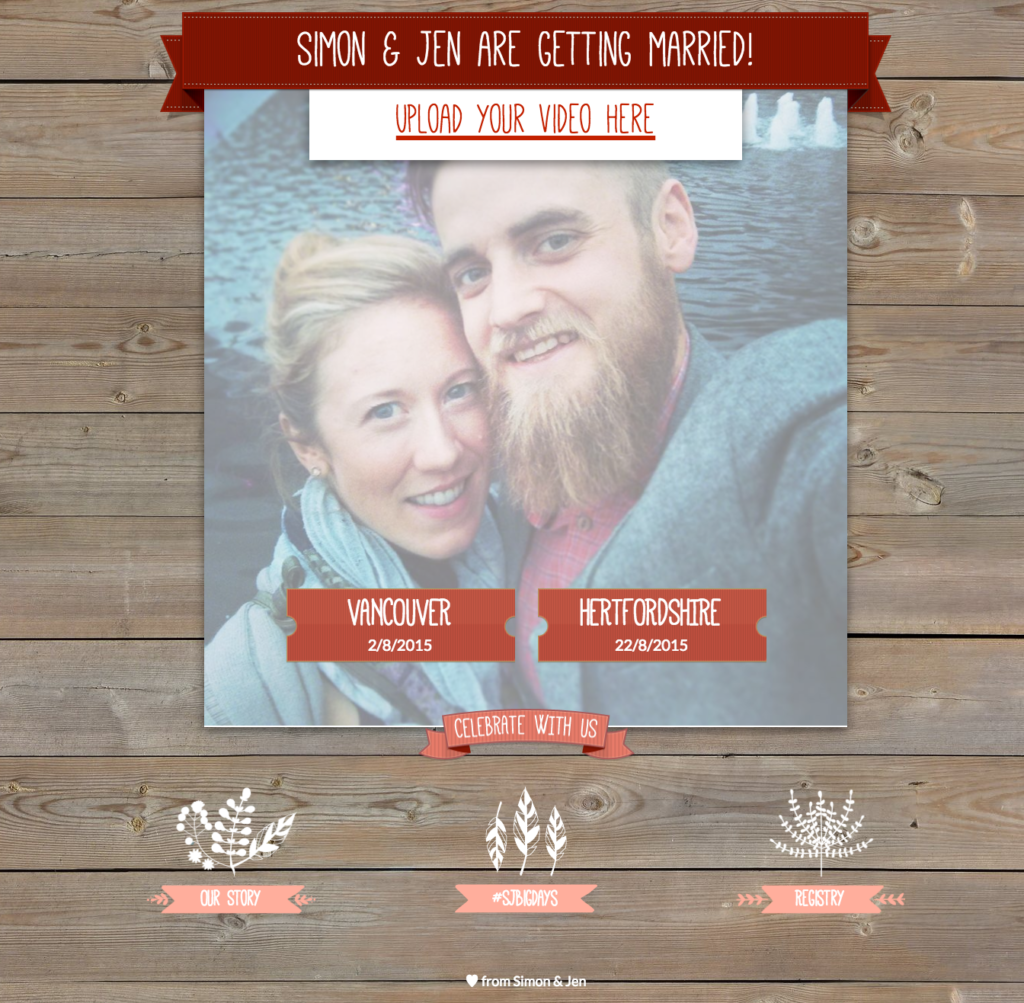 preservememories-weddingwebsite