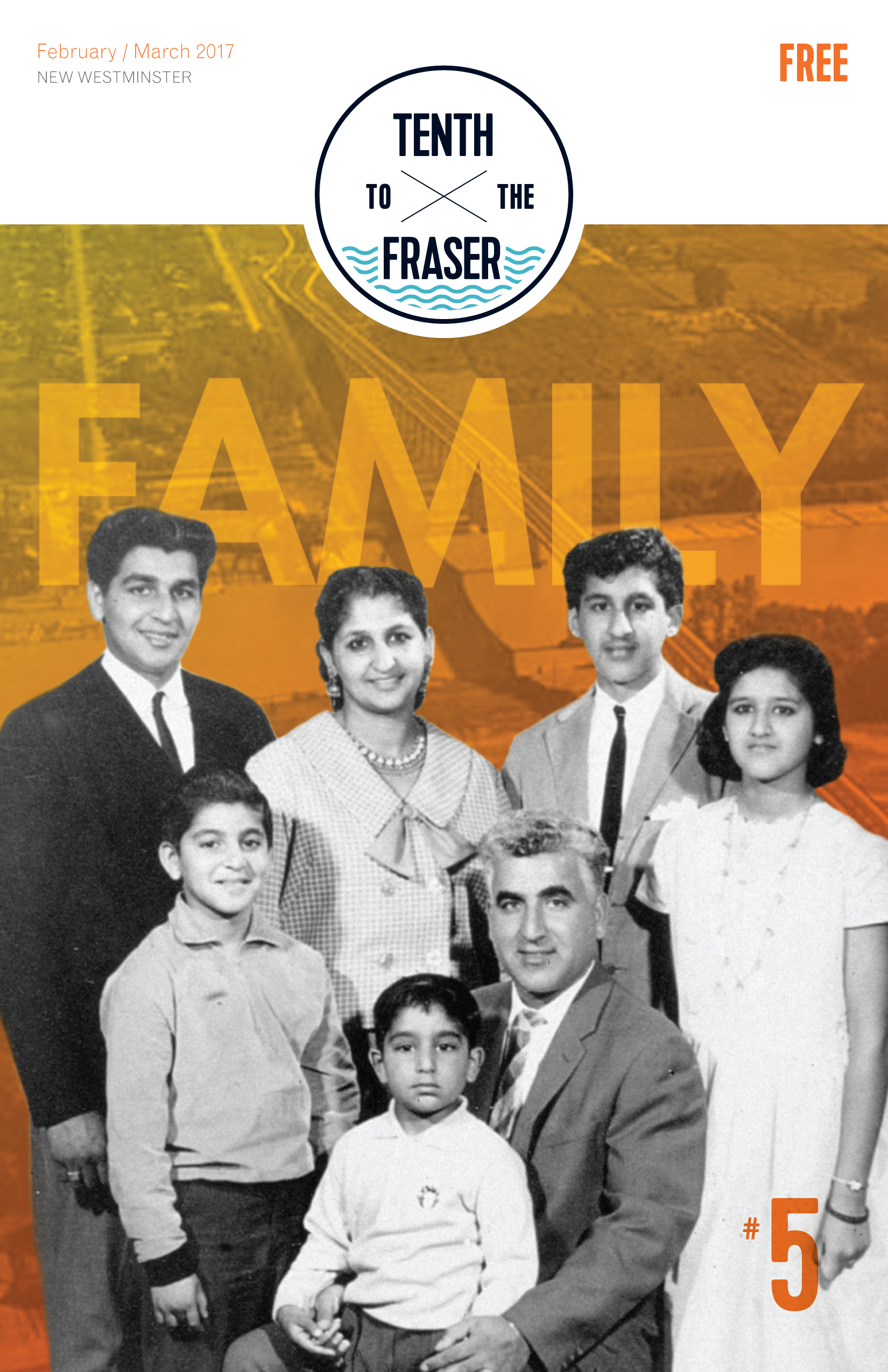 Issue 05 - Family